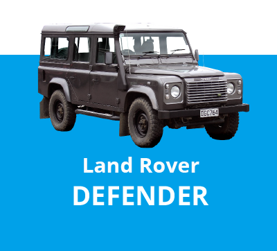 Land Rover DEFENDER Servicing and Parts