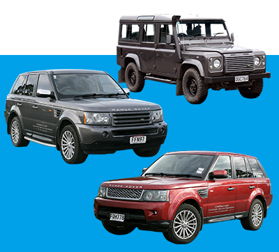 Buy Land Rover Parts