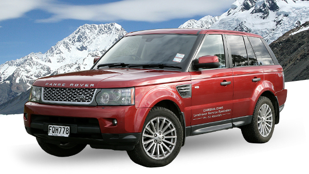 Range Rover Servicing and Parts