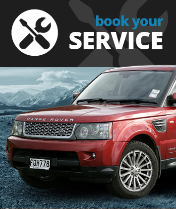 Book your Range Rover service